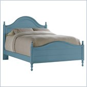 Stanley Furniture Coastal Living Cottage Bungalow Bed in Wave