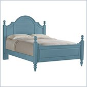 Stanley Furniture Coastal Living Cottage Summerhouse Bed in Wave