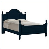 Stanley Furniture Coastal Living Cottage Summerhouse Bed in Navy