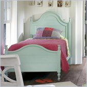 Stanley Furniture Coastal Living Cottage Bungalow Bed in Morning Sky