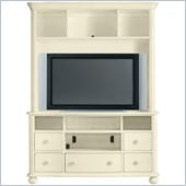 Stanley Furniture Coastal Living Cottage Entertainment Center in Shell