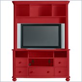 Stanley Furniture Coastal Living Cottage Entertainment Center in Beach Cruiser
