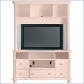 Stanley Furniture Coastal Living Cottage Entertainment Center in Conch