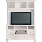 Stanley Furniture Coastal Living Cottage Entertainment Center in Twilight