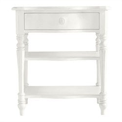 Stanley Furniture Coastal Living Retreat Bedside Table in Saltbox White