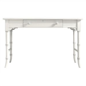 Stanley Furniture Coastal Living Retreat Table Desk in Saltbox White