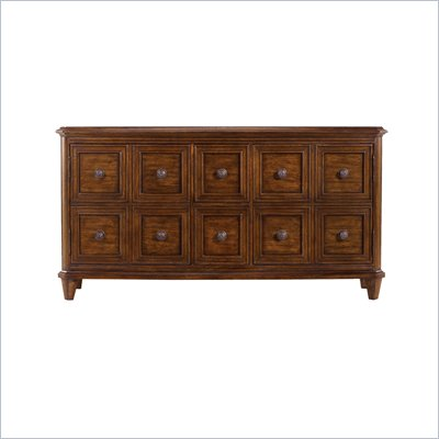 Stanley Furniture Archipelago Cariso Buffet in Fathom