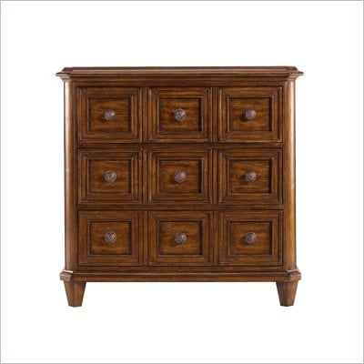 Stanley Furniture Archipelago Cariso Bachelors Chest in Fathom