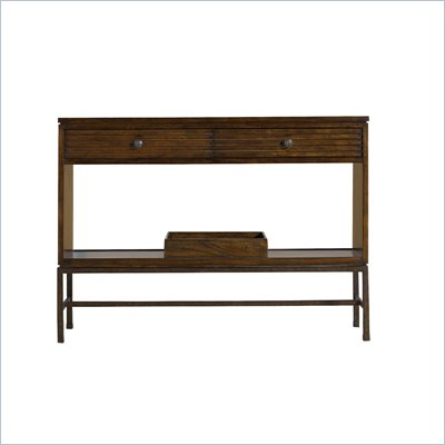 Stanley Furniture Archipelago Ripple Cay Serving Console in Fathom