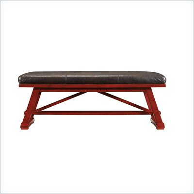 Stanley Furniture Archipelago Bajan Bed End Bench in Ruche