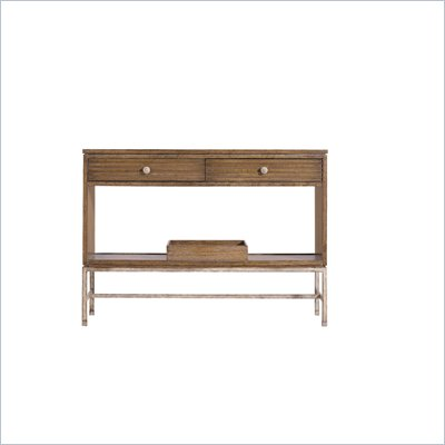 Stanley Furniture Archipelago Ripple Cay Serving Console in Shoal