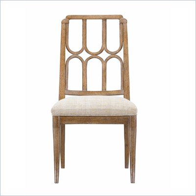 Stanley Furniture Archipelago Port Royal Side Chair in Shoal