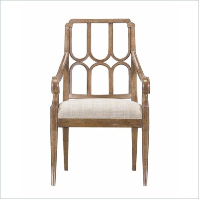 Stanley Furniture Archipelago Port Royal Arm Chair in Shoal
