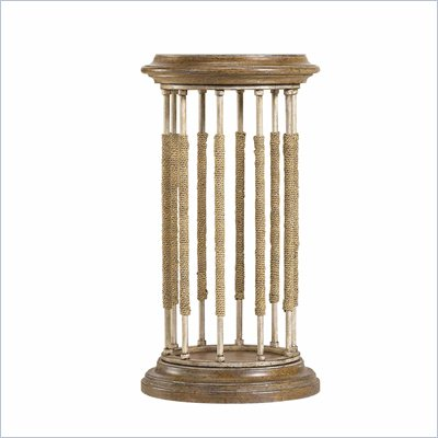 Stanley Furniture Archipelago Bari Martini Accent End Table in Shoal