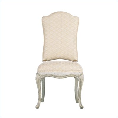 Stanley Furniture Arrondissement Volute Side Chair in Vintage Neutral