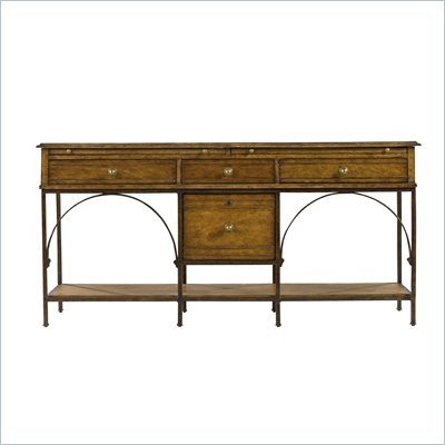 Stanley Furniture Arrondissement Classique Credenza in Sunlight Anigre