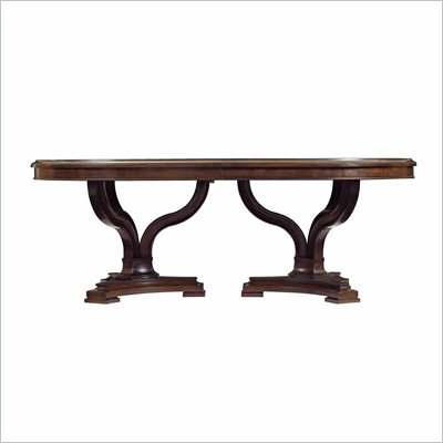 Stanley Furniture Avalon Heights Art Epoch Pedestal Table in Chelsea