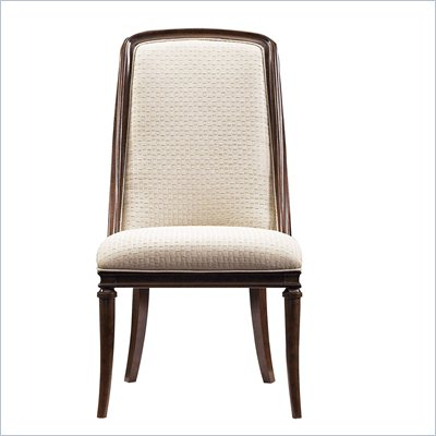 Stanley Furniture Avalon Heights Olympia Host Chair in Chelsea