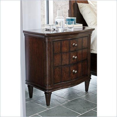 Stanley Furniture Avalon Heights Swingtime Night Stand in Chelsea