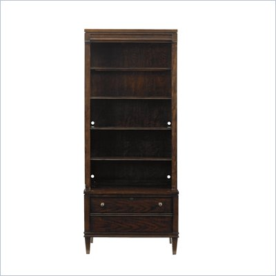 Stanley Furniture Avalon Heights Boulevard Bookcase in Chelsea