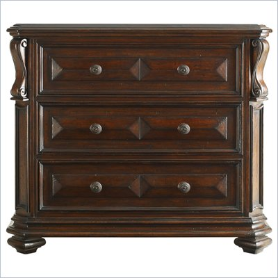 Stanley Furniture Continental Chest in Barrel