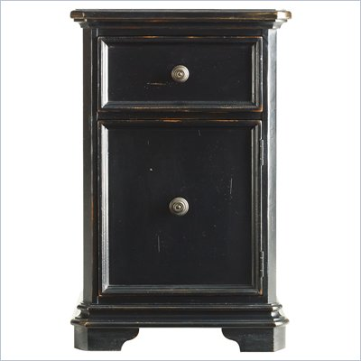Stanley Furniture Continental Night Stand in Ebony