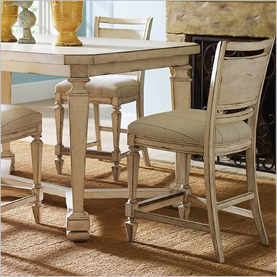 Stanley Furniture Old World Counter Stool in Shoal