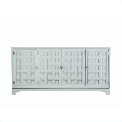 Stanley Furniture Continuum Wood Buffet in Ocean Finish