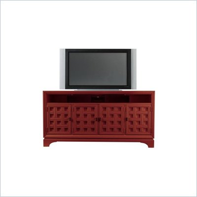 Stanley Furniture Continuum Cinnabar TV Stand