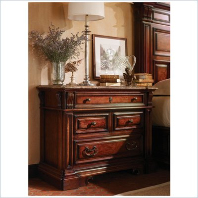 Stanley Furniture Costa Del Sol Barcelona Chest Marble Top in Cordova