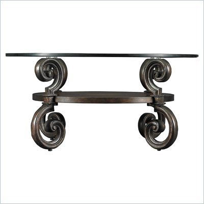 Stanley Furniture Costa Del Sol Galileo Celestini Table in Cordova
