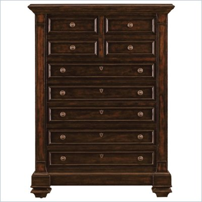 Stanley Furniture European Farmhouse Drawer Chest in Terrian