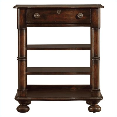 Stanley Furniture European Farmhouse Bookstand in Terrian