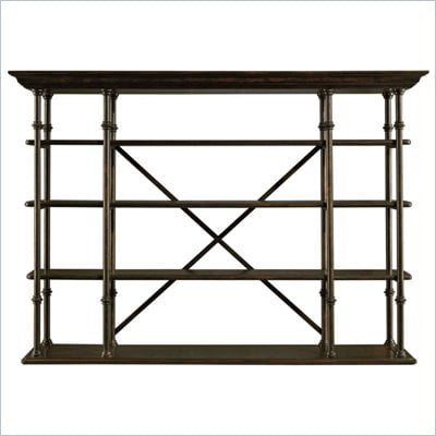 Stanley Furniture European Farmhouse Open Air Shelf in Terrian