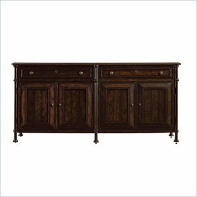 Stanley Furniture European Farmhouse Campagne Cabinet in Terrian
