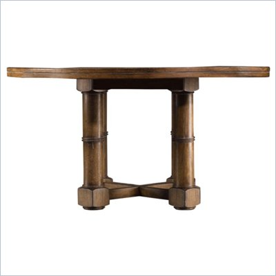 Stanley Furniture European Farmhouse Supper Table in Blond