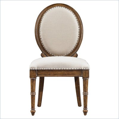 Stanley Furniture European Farmhouse Side Chair in Blond