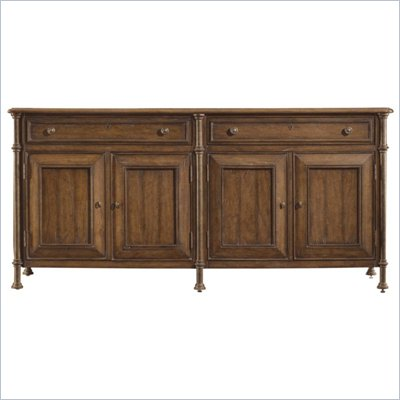 Stanley Furniture European Farmhouse Campagne Cabinet in Blond