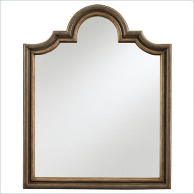 Stanley Furniture European Farmhouse Salon Mirror in Temps