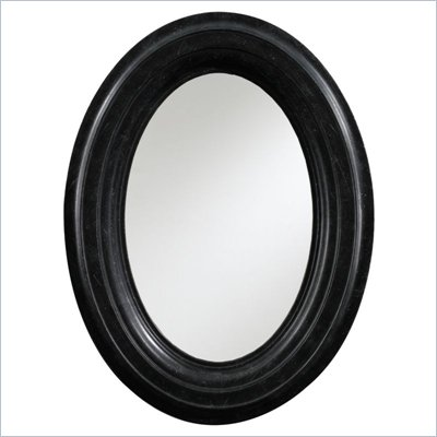 Stanley Furniture European Farmhouse Gazing Mirror in Chalkboard