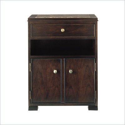 Stanley Furniture Hudson Street Dark Espresso Night Stand