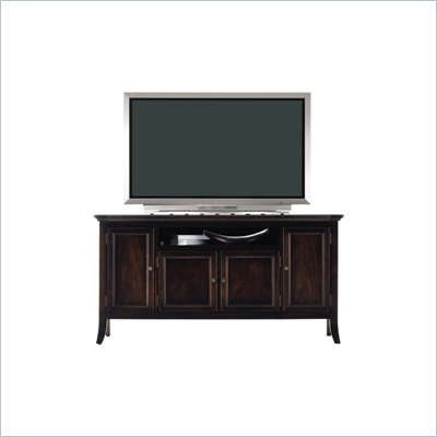 Stanley Furniture Hudson Street Espresso TV Stand