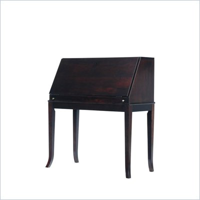 Stanley Furniture Hudson Street Dark Espresso Mercantile Drop Front Secretary Desk