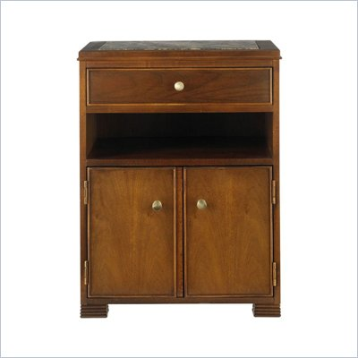 Stanley Furniture Hudson Street Warm Cocoa Night Stand