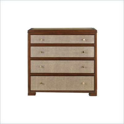 Stanley Furniture Hudson Street Warm Cocoa Hall Chest