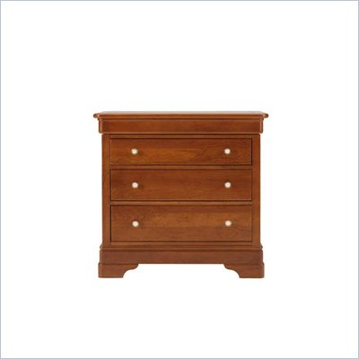 Stanley Furniture Louis Louis Bachelor's Chest in Grande Marnier Finish