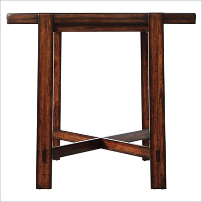 Stanley Furniture Modern Craftsman Pub Table in Tobacco