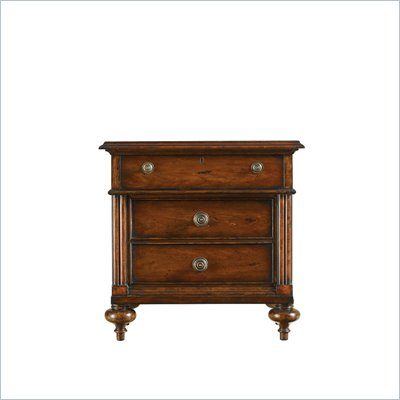 Stanley Furniture British Colonial Night Stand in Caribe