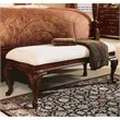 ADD TO YOUR SET: American Drew Cherry Grove Bed Bench