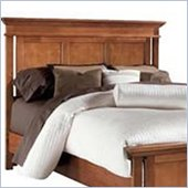 American Drew Sterling Pointe Panel Headboard in Cherry Finish